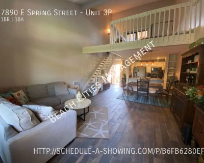 Waterfront One Bedroom Condo, Plus a Loft with Closet and Private Patio with Two Parking Spaces