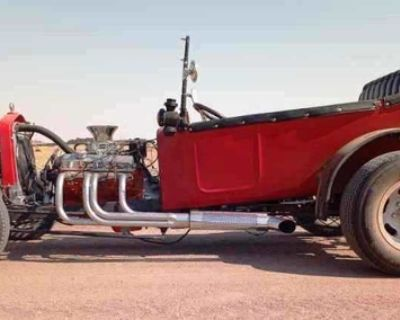 1922 Ford T-Bucket Roadster -Sells at Auction Oct 2