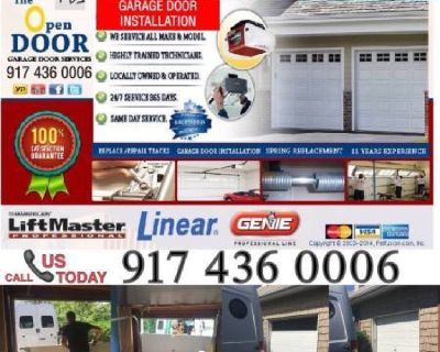 ALWAYS PROFESSIONAL GARAGE DOOR REPAIR AND INSTALLATION SERVICE NEW YORK AND LONG ISLAND