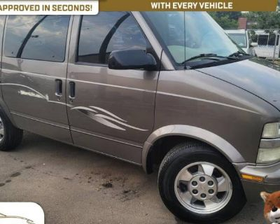 2003 Chevrolet Astro Cargo Van YF7 Upfitter