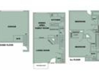 The Oaks Apartments - 2 Bedroom/ 2.5 Bath Townhome
