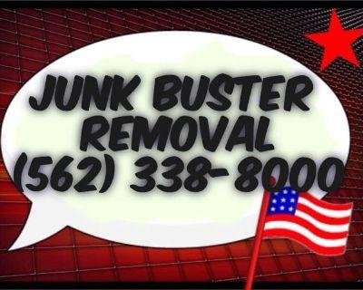 CLEANUP JUNK / FURNITURE / SOFA / MATTRESS (562) 338-8000