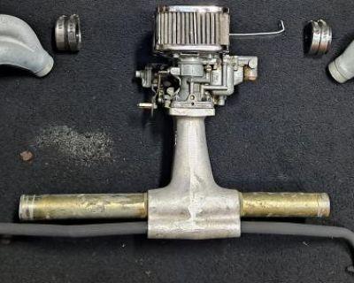 Genuine Weber Carburetor Kit Progessive 32/36