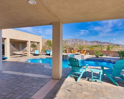 Painted Hills Desert Retreat | 5-Acre Compound with Saltwater Pool & Spa - Indio Hills