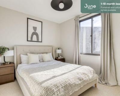 #288 Queen room in H Street 5-bed / 2.5-bath apartment