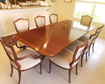 HIGH END FURNITURE FROM NAPLES HOME ONLINE AUCTION. EVERYTHING STARTS AT $1.00