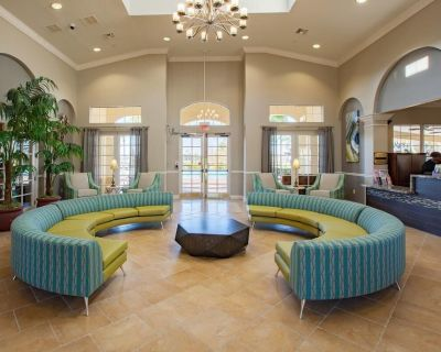 Presidential Suite 2100 sq-ft, 4 Bedroom , Disney/Universal/Seaword nearby - Orlando