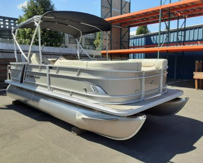 2021 Starcraft EX 20 C Pontoon Boats Portland, OR