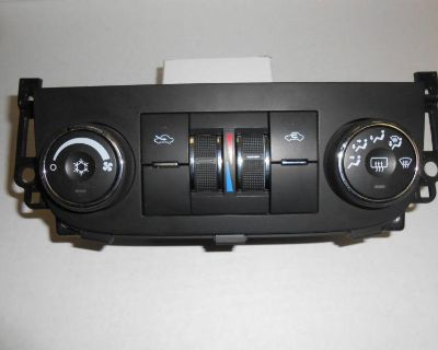 2008 Chevrolet Chevy Impala Oem Climate Control Heater A/c Free Shipping!