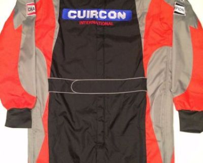 Customized Nomex Auto Racing Driver Suits Sfi 3.2a/5- Rated Just $525 Any Design