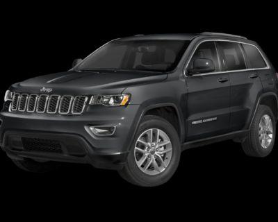 New 2021 Jeep Grand Cherokee 4WD