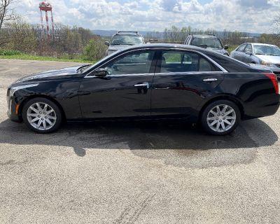 2015 Cadillac CTS Sedan 4dr Sdn 2.0L Turbo AWD
