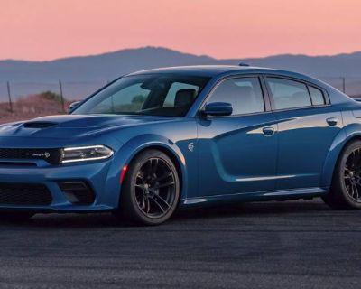 2020 Dodge Charger SRT Hellcat