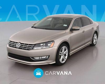 2015 Volkswagen Passat V6 SEL Premium