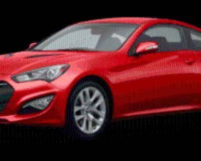 2015 Hyundai Genesis Coupe 3.8 R-Spec Manual