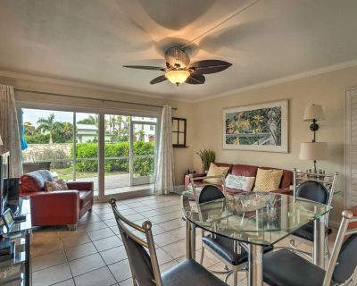 Longboat Key Condo w/Lanai, Walk to Beach & Shops - Longboat Key