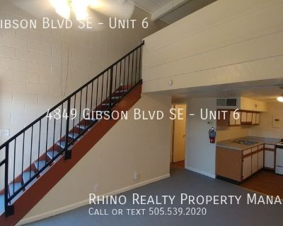 Welcome to Gibson Lofts! 1 Bedroom, 1 Bath Available Now!