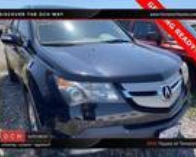 2009 Acura MDX Black, 104K miles
