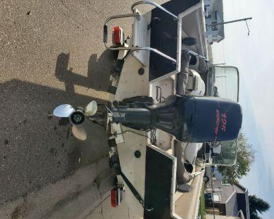Crestline boat for sale