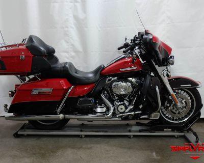 2011 Harley-Davidson Electra Glide Ultra Limited Street Motorcycle Eden Prairie, MN
