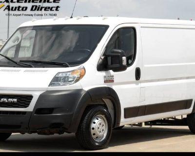 2019 Ram ProMaster Cargo Van 1500