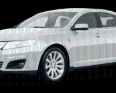 2011 Lincoln MKS EcoBoost 3.5L AWD