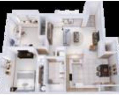 Southfield Apartments - SF Phase II - Indigo - 2 Bed, 1 Bath Lower