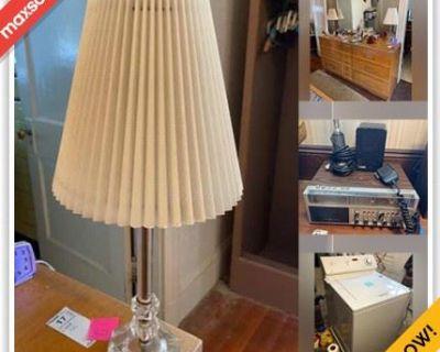 Watertown Estate Sale Online Auction - Dartmouth St.