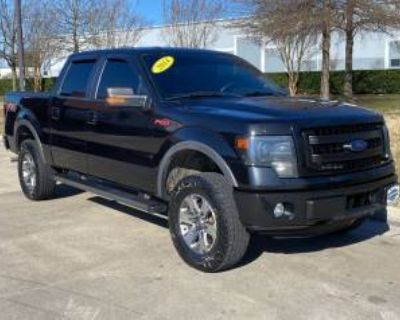 2014 Ford F-150 XL SuperCrew 5.5' Box 4WD