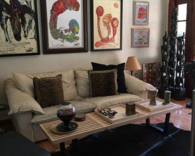 Craftsman Style meets Zsa Zsa!, Sherman Oaks, CA