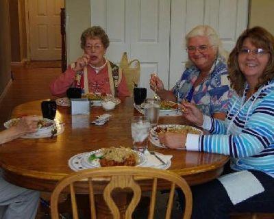 Independent Senior Care living