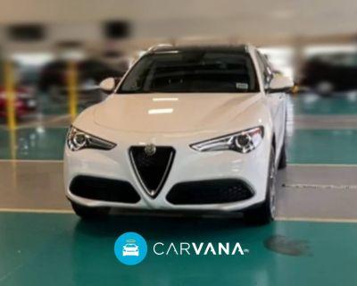 2019 Alfa Romeo Stelvio Standard