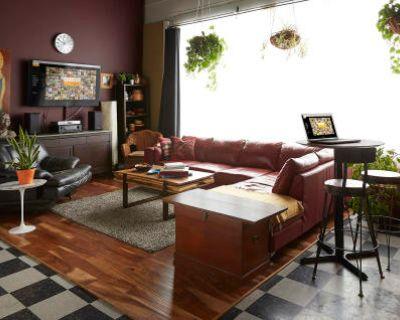Large Open Studio with Expansive Kitchen, Halethorpe, MD