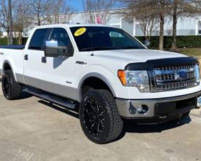 2013 Ford F-150 XLT SuperCrew 5.5' Box 4WD
