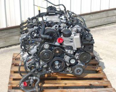 2006 2007 2008 Mercedes R171 Slk280 3.0l V6 Complete Engine Longblock Motor 72k
