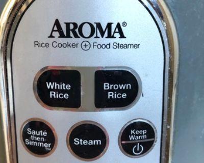 Rice Cooker, Food Steamer