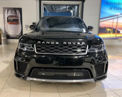 2018 Land Rover Range Rover Sport Supercharged in Englewood, NJ