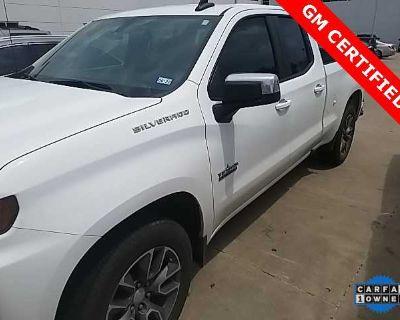 2019 Chevrolet Silverado 1500 LT TEXAS EDITION