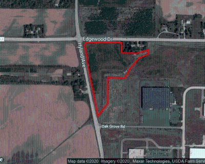 4.0 Acre Lot in New Prosperity Center Industrial Park