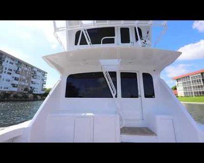 Viking - Enclosed Bridge Convertible\/ Skybridge