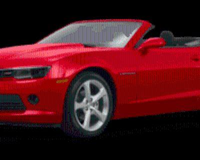 2015 Chevrolet Camaro 1LT