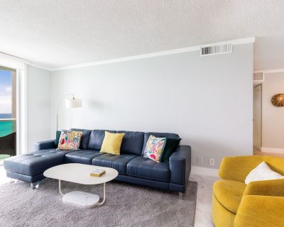 Ocean View 2 Bedroom Luxury Suite at The Tides Hollywood - Hollywood South Central Beach