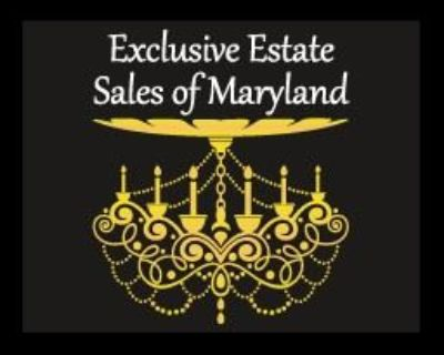 5 Acre Waterfront Estate Sale by Exclusive Estate Sales of Maryland - Antiques, Coins, & Jewelry