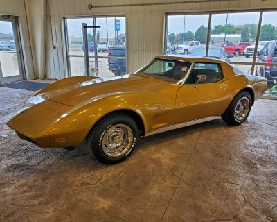 1973 Chevrolet Corvette T-TOP