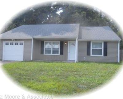 245 Anne Dr, Newport News, VA 23601 3 Bedroom House