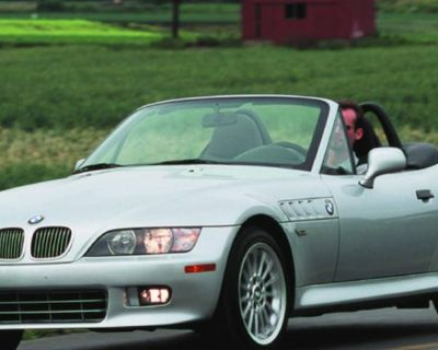 2001 BMW Z3 Roadster 3.0i