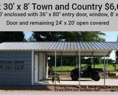 Town and County Combo Units