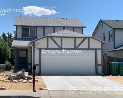 Gorgeous 3 Bed, 2.5 Bath House in Sparks