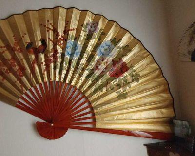 Giant Oriental Fan
