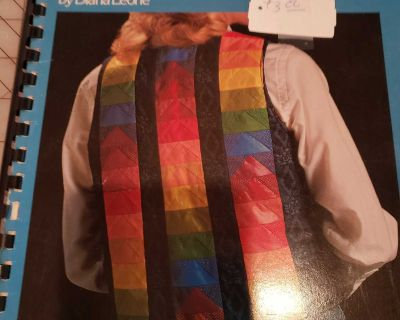 Investments quilted and more vests